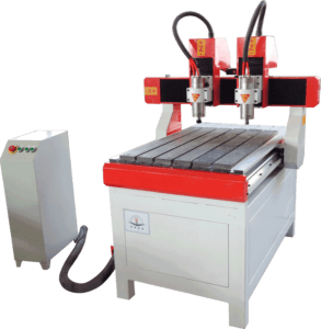 Máquina CNC Router MR6090C